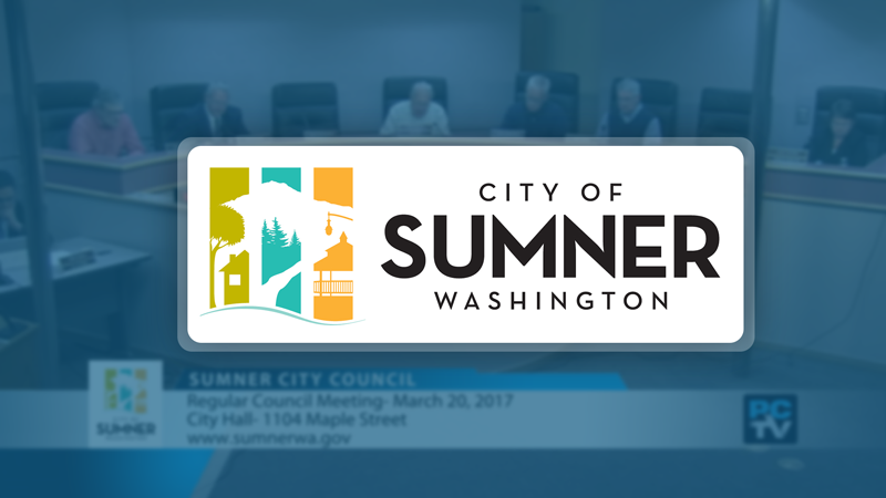 City of Sumner Meetings