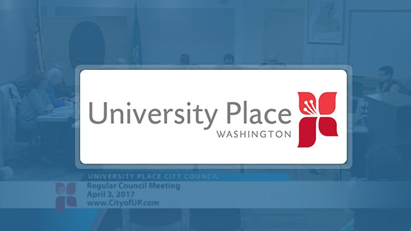 City of University Place Meetings