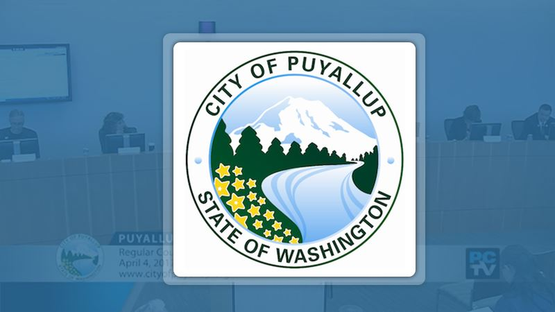 City of Puyallup Meetings