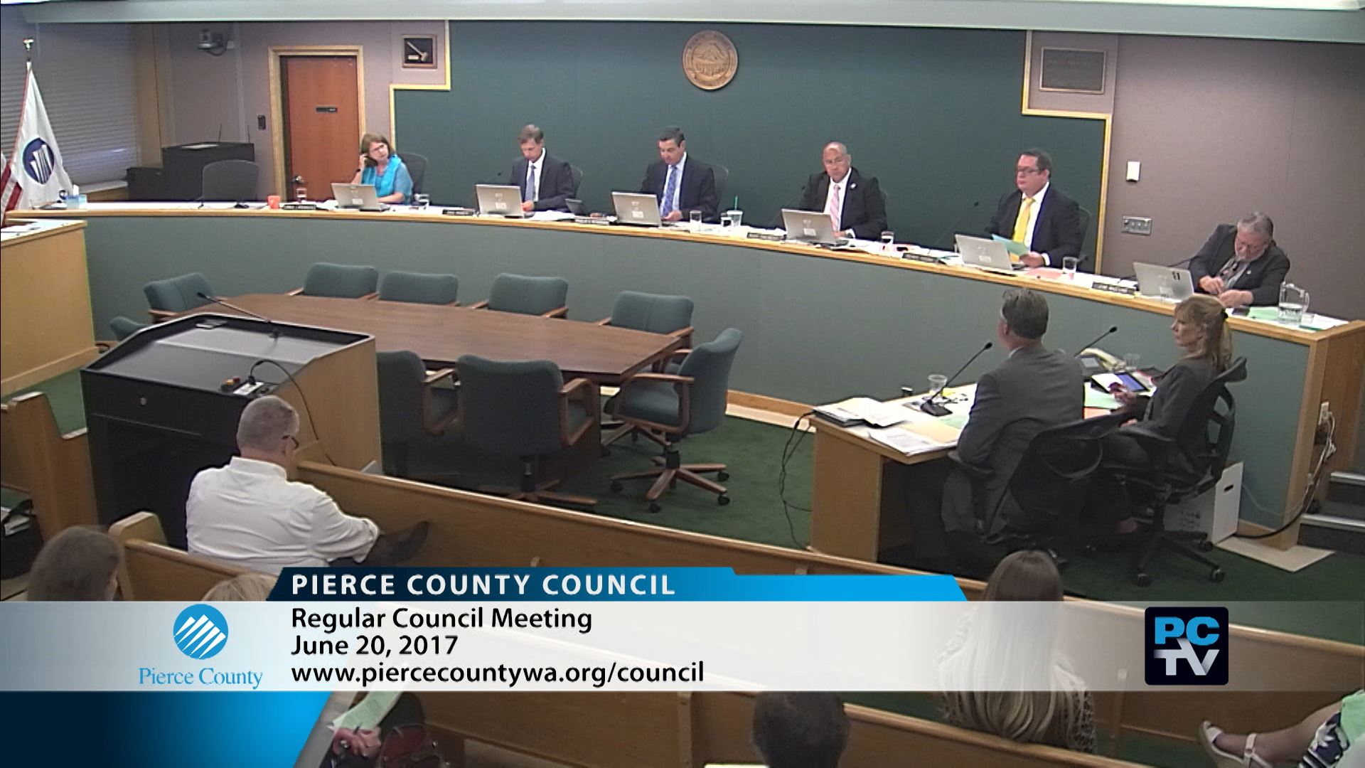 PC Council Supplemental Budget Meeting