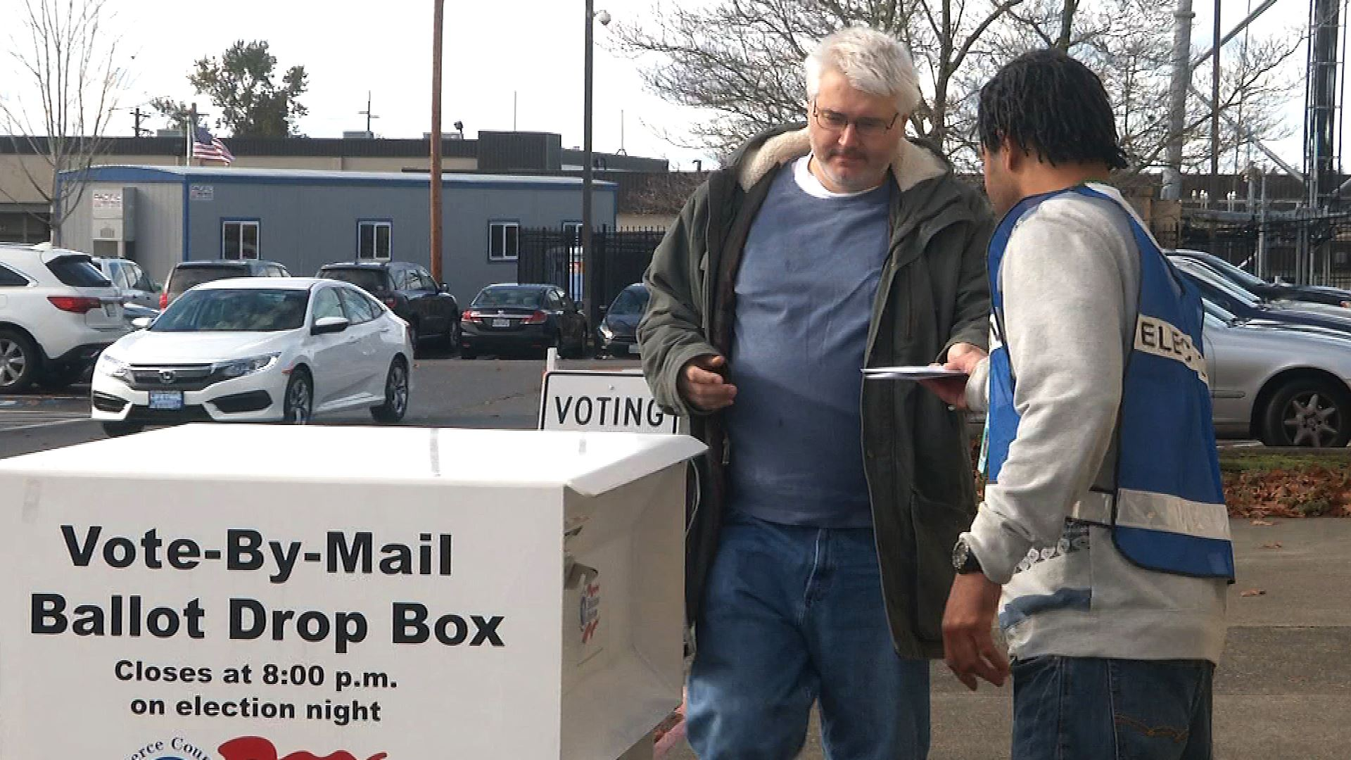 Access to Voting - Drop boxes